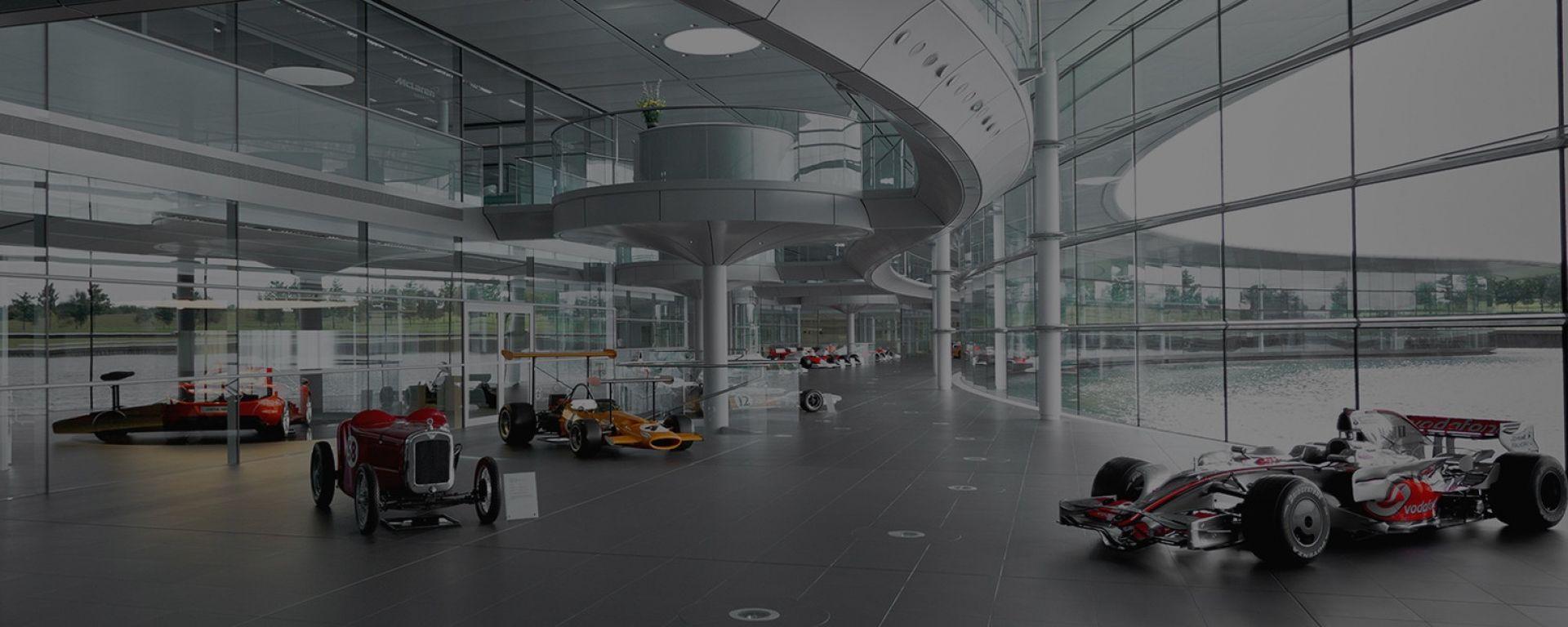 McLaren Technology Centre, Woking, Regno Unito