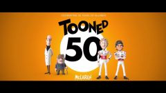 McLaren Tooned 50 - Immagine: 3