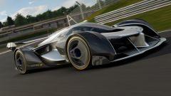 McLaren Ultimate Vision Gran Turismo: dalla PlayStation la hypercar del 2019