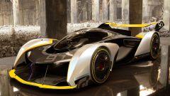 McLaren Ultimate Vision Gran Turismo: vista 3/4 anteriore