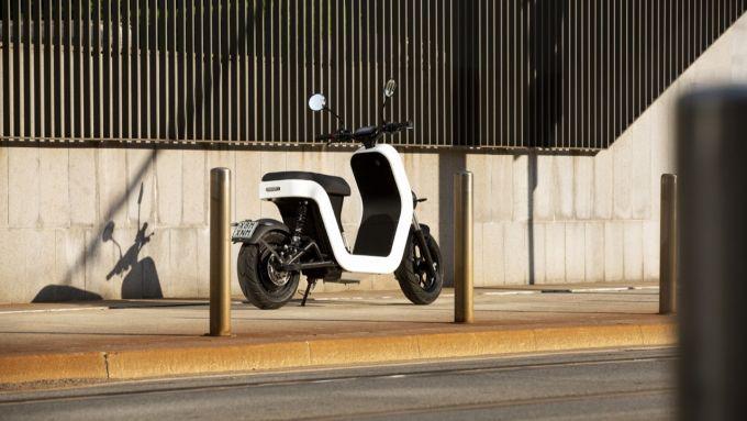 ME 2.5 e 6.0: lo scooter elettrico italiano a EICMA 2019