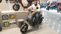 Me 2.5 e 6.0: a eicma 2019 lo scooter elettrico minimal - Immagine: 2
