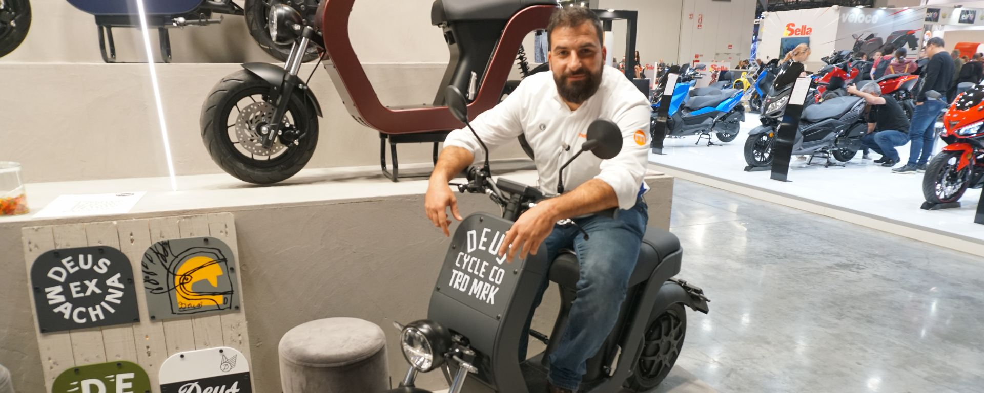 Me 2.5 e 6.0: a eicma 2019 lo scooter elettrico minimal