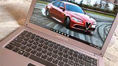 Mediacom Smartbook 14 Ultra: la tastiera