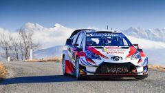 WRC: Meeke conquista lo Shakedown del Rally di Monte-Carlo 2019