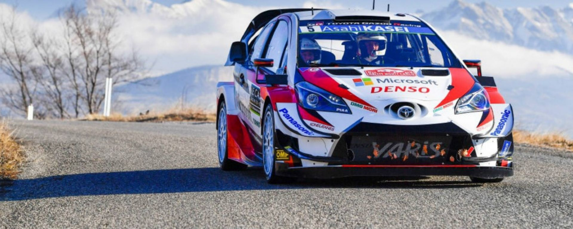 Meeke conquista lo Shakedown del Rally di Monte-Carlo 2019