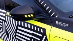 Mégane eVision: lo specchio retrovisore
