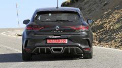 Megane RS 2020: il posteriore
