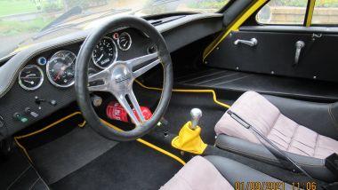 Melkus RS 1000, gli interni