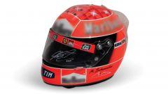 Memorabilia Formula 1: all'asta il casco di Michael Schumacher