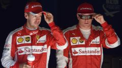 Men in Red - Scuderia Ferrari