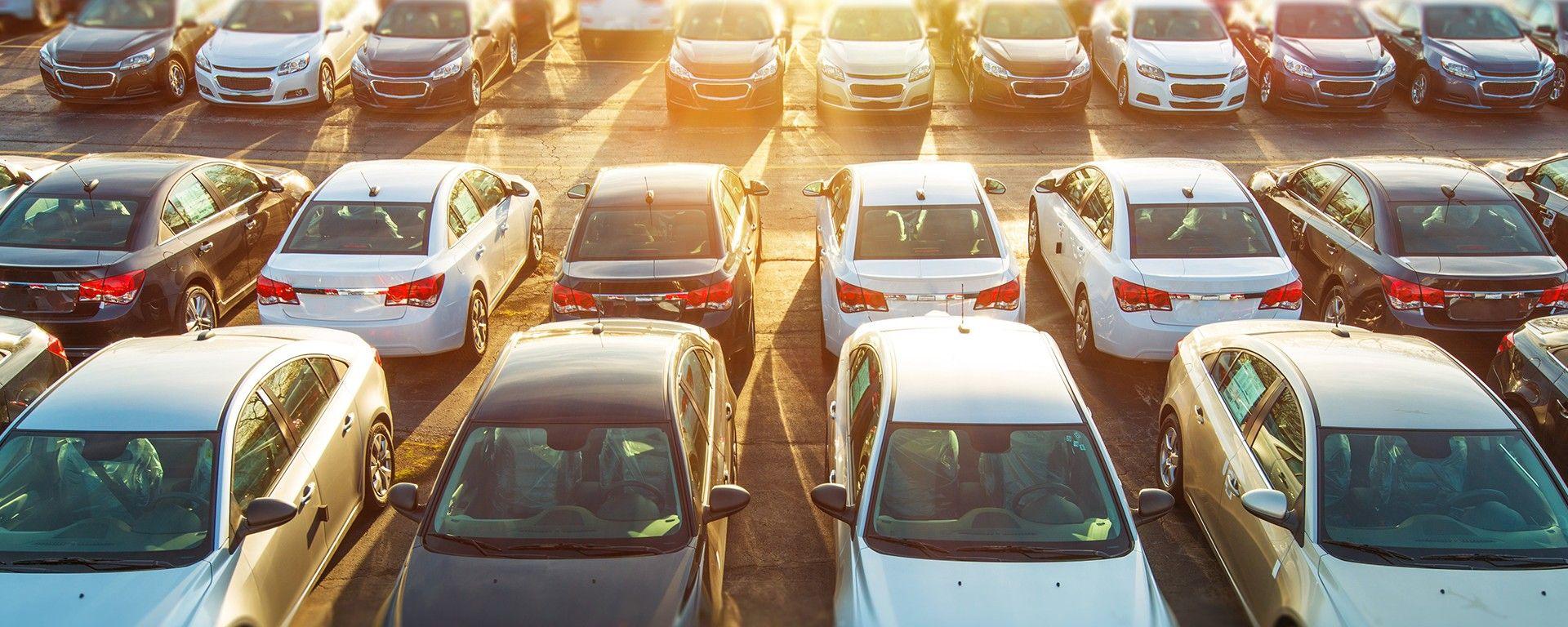 Mercato auto 2018, vendite in calo del 3,1%