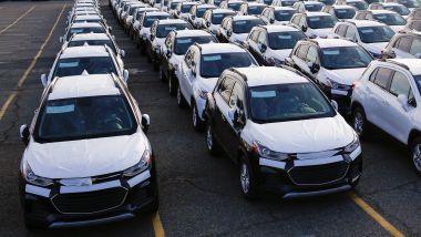 Mercato auto 2020, rapporto ACEA di dicembre