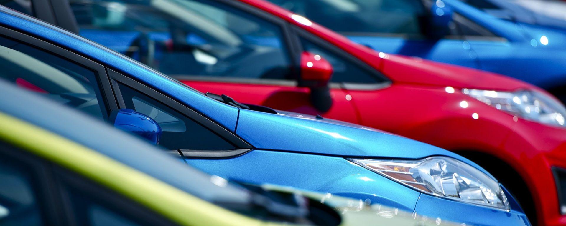 Mercato auto: a marzo 2021 calo del 12.7%