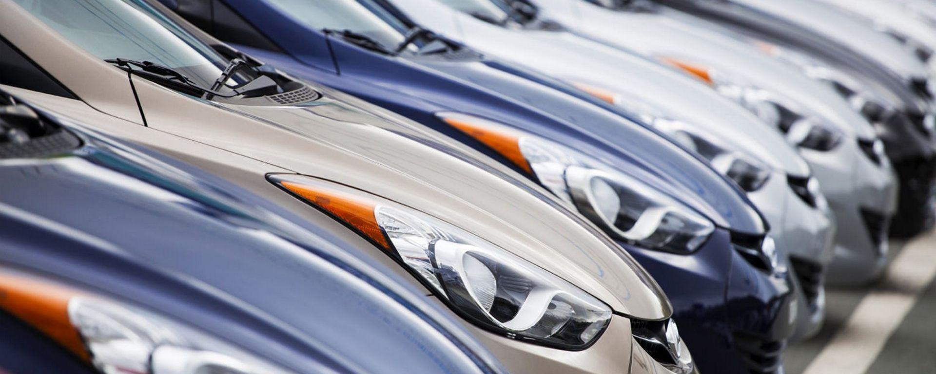 Mercato auto, a settembre è crollo verticale