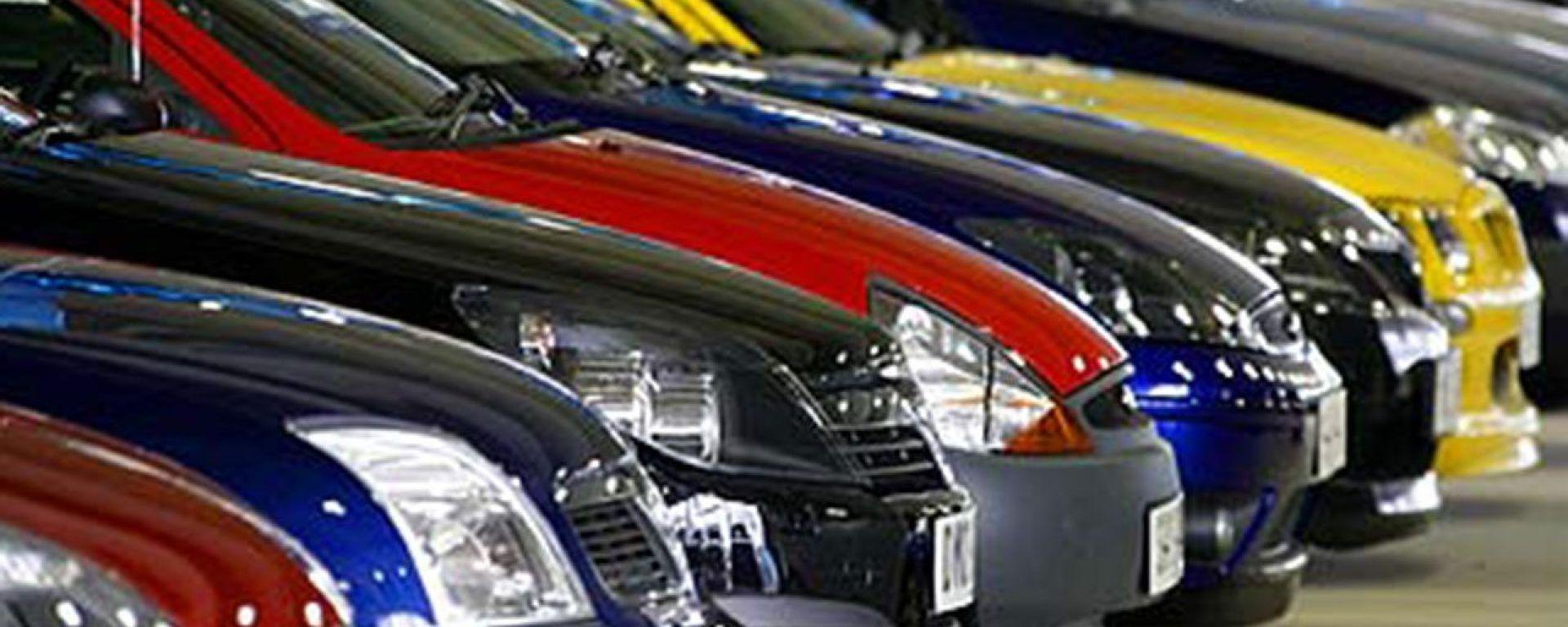 Mercato auto, ad aprile la prima frenata dopo 34 mesi di crescita