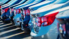 Mercato auto Italia gennaio 2018, +3,4%. Bene PSA e VW, stabile FCA
