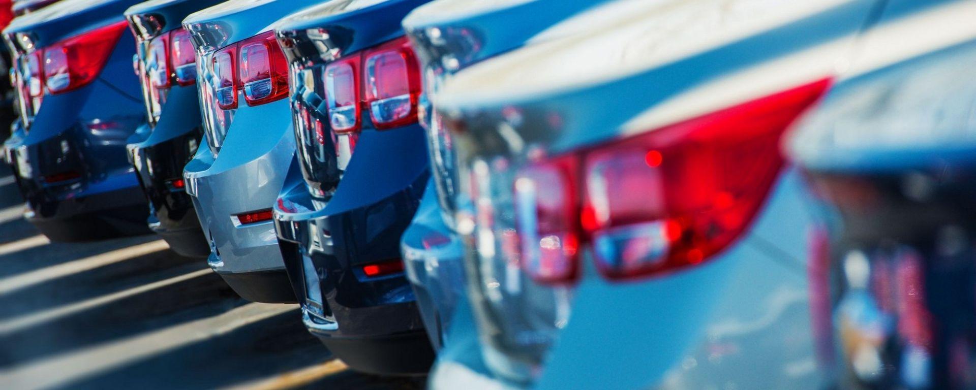 Mercato auto gennaio 2018, +3,4%