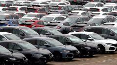 Mercato auto giugno 2021: i dati di UNRAE, le classifiche per marca