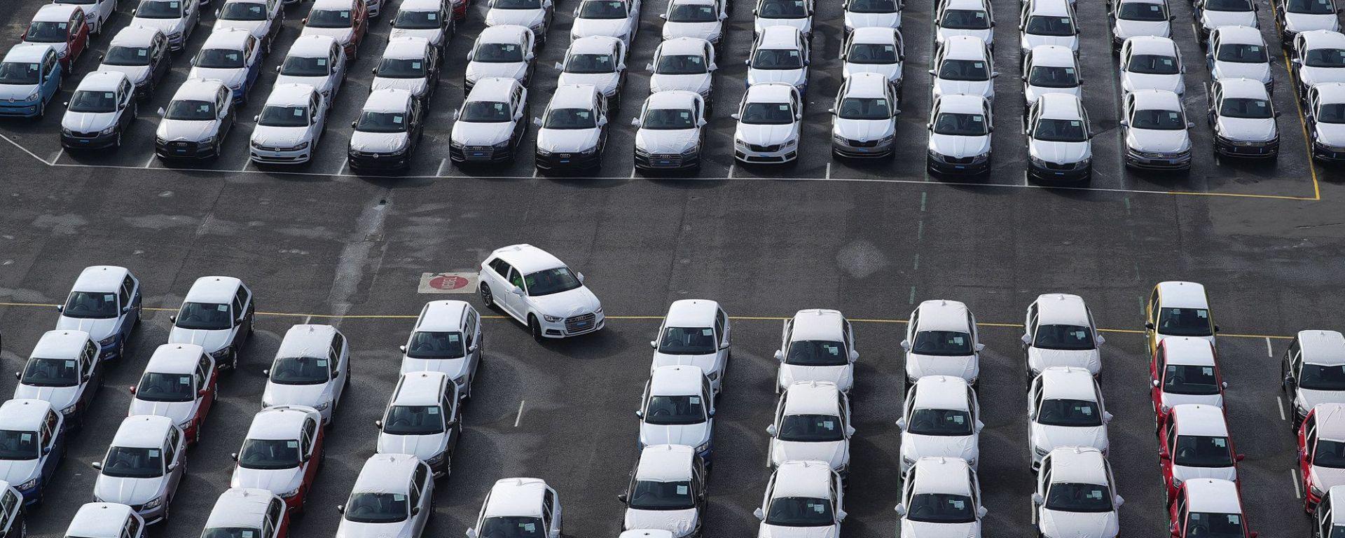 Mercato auto in EU ottobre 2020