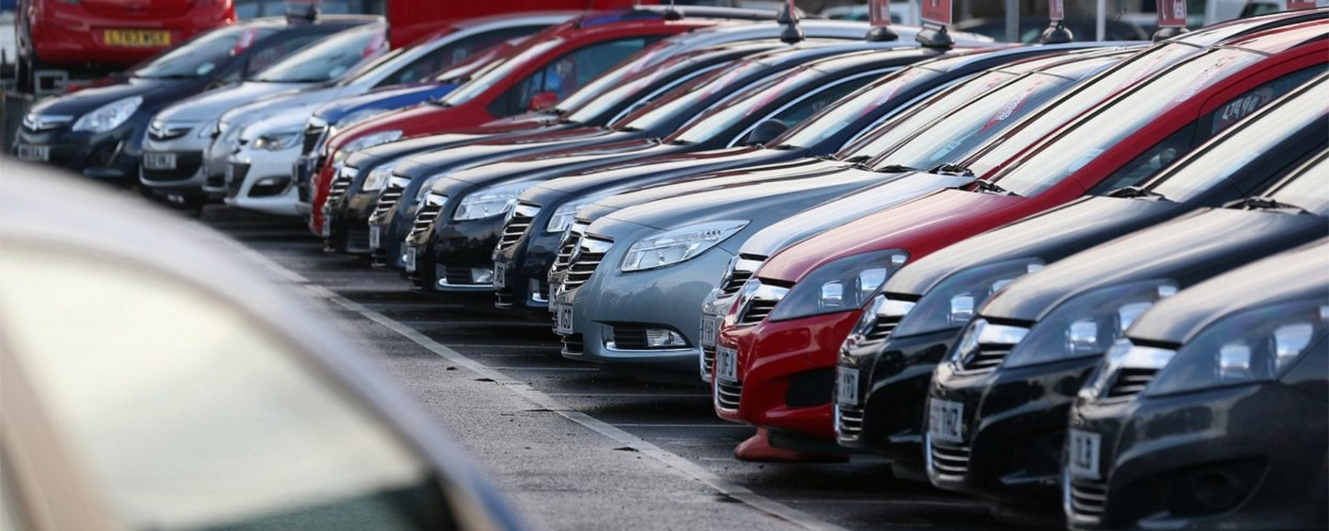 Mercato auto Italia 2017, a luglio +5,9%