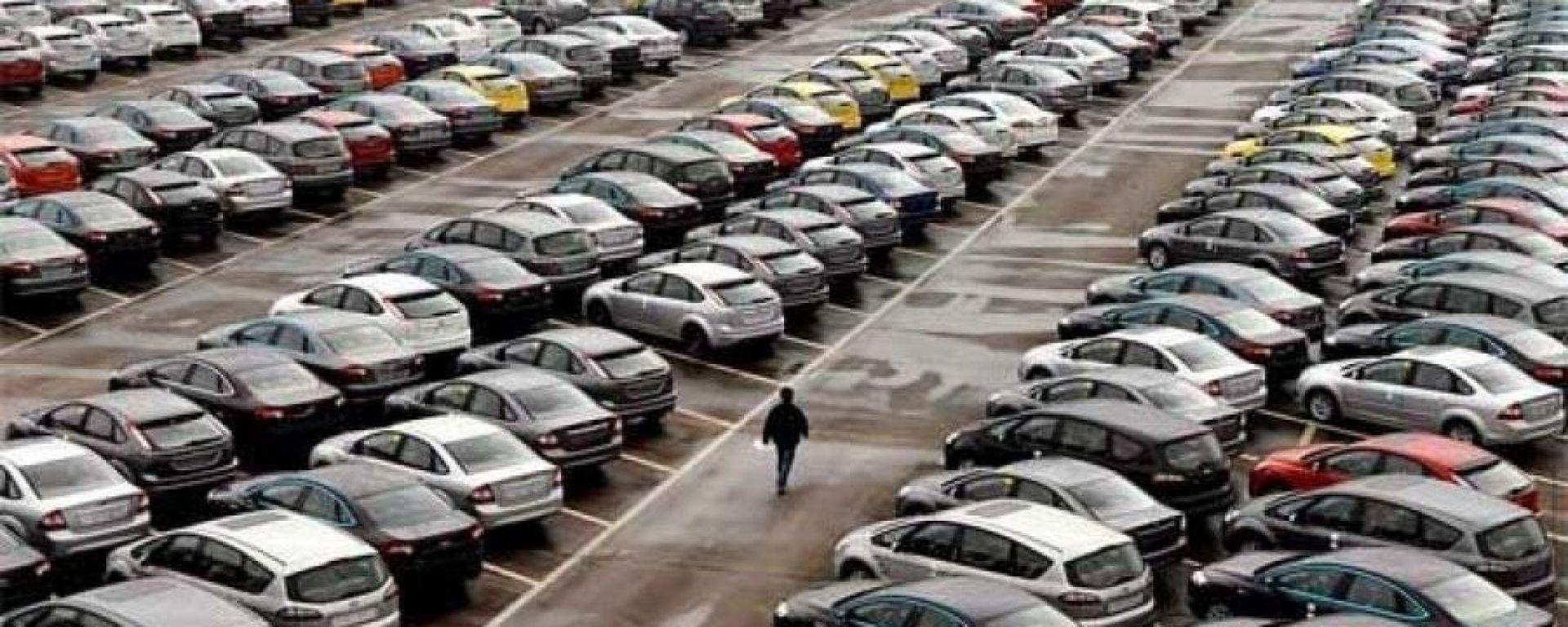 Mercato auto italia: +18,2% a marzo 2017