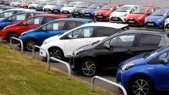 Mercato auto novembre 2020: continua la fase nera