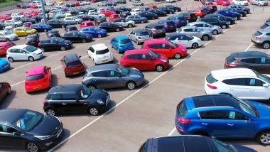 Mercato auto novembre 2020: il rapporto ACEA
