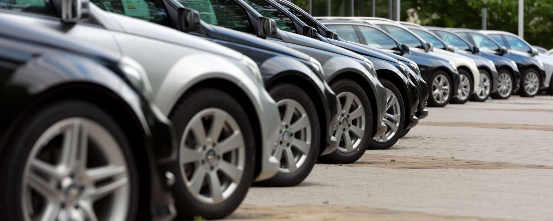 Mercato auto, Promotor stima per il 2017 oltre 2 milioni di unità