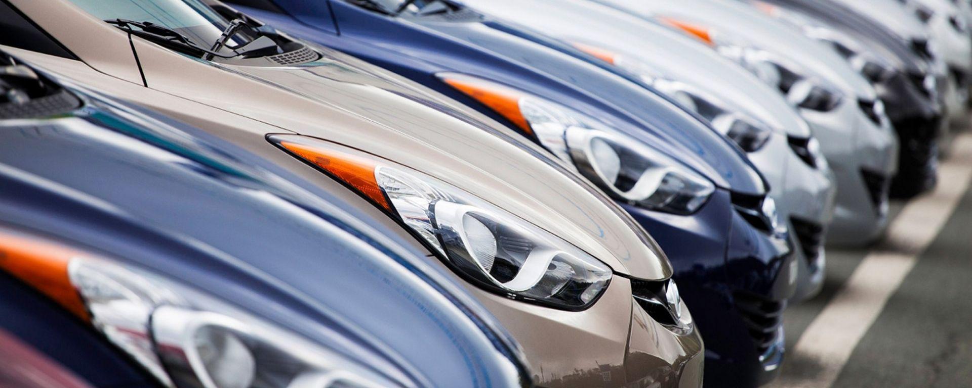 Mercato auto, settembre tonico: +8,1%