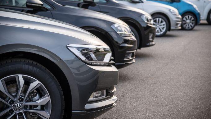 Mercato auto usate, segno più a giugno 2020