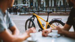 Mercato bici 2020, boom anche per le e-bike