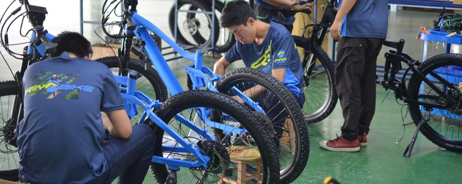 Mercato biciclette 2021: crisi di fornitura