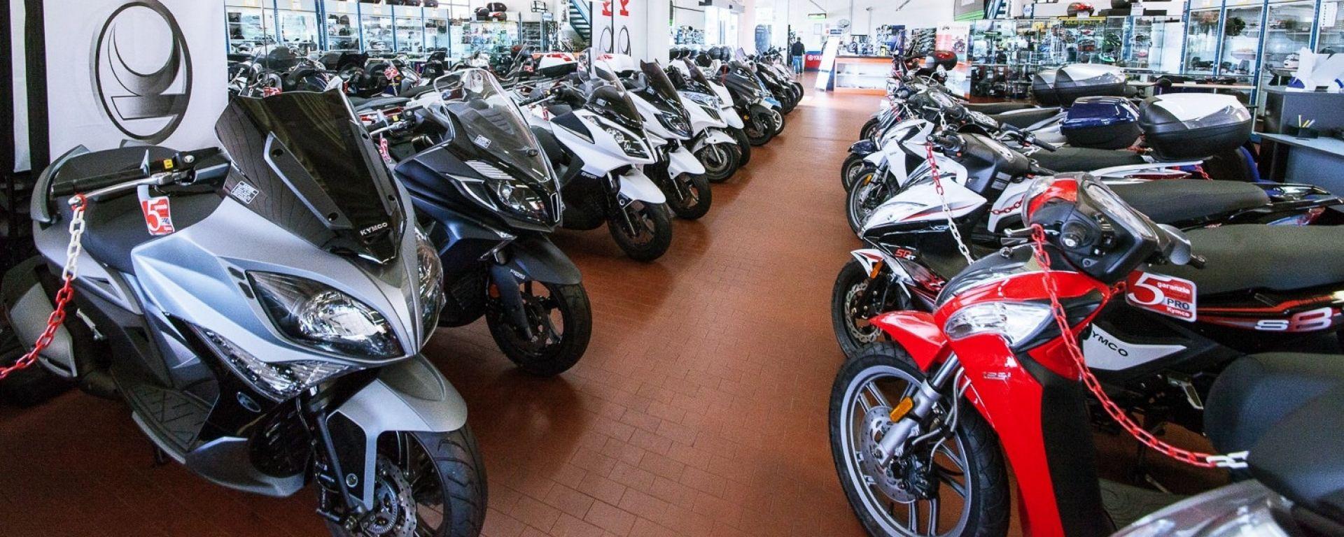Mercato dell'usato: le moto volano al +37,6%