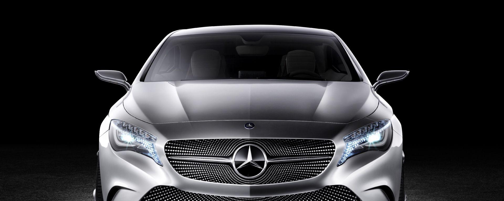 La Mercedes Concept Classe A in 40 nuove immagini in HD