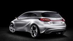 La Mercedes Concept Classe A in 40 nuove immagini in HD - Immagine: 44