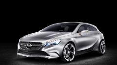 La Mercedes Concept Classe A in 40 nuove immagini in HD - Immagine: 43