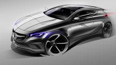 La Mercedes Concept Classe A in 40 nuove immagini in HD - Immagine: 34