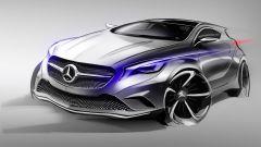La Mercedes Concept Classe A in 40 nuove immagini in HD - Immagine: 33