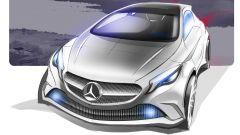 La Mercedes Concept Classe A in 40 nuove immagini in HD - Immagine: 31