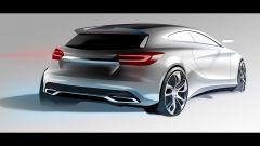 La Mercedes Concept Classe A in 40 nuove immagini in HD - Immagine: 30
