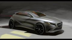 La Mercedes Concept Classe A in 40 nuove immagini in HD - Immagine: 29