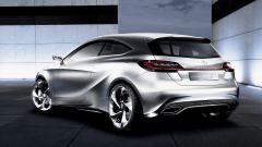 La Mercedes Concept Classe A in 40 nuove immagini in HD - Immagine: 10