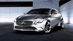 La Mercedes Concept Classe A in 40 nuove immagini in HD - Immagine: 12