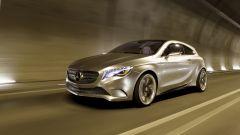 La Mercedes Concept Classe A in 40 nuove immagini in HD - Immagine: 3