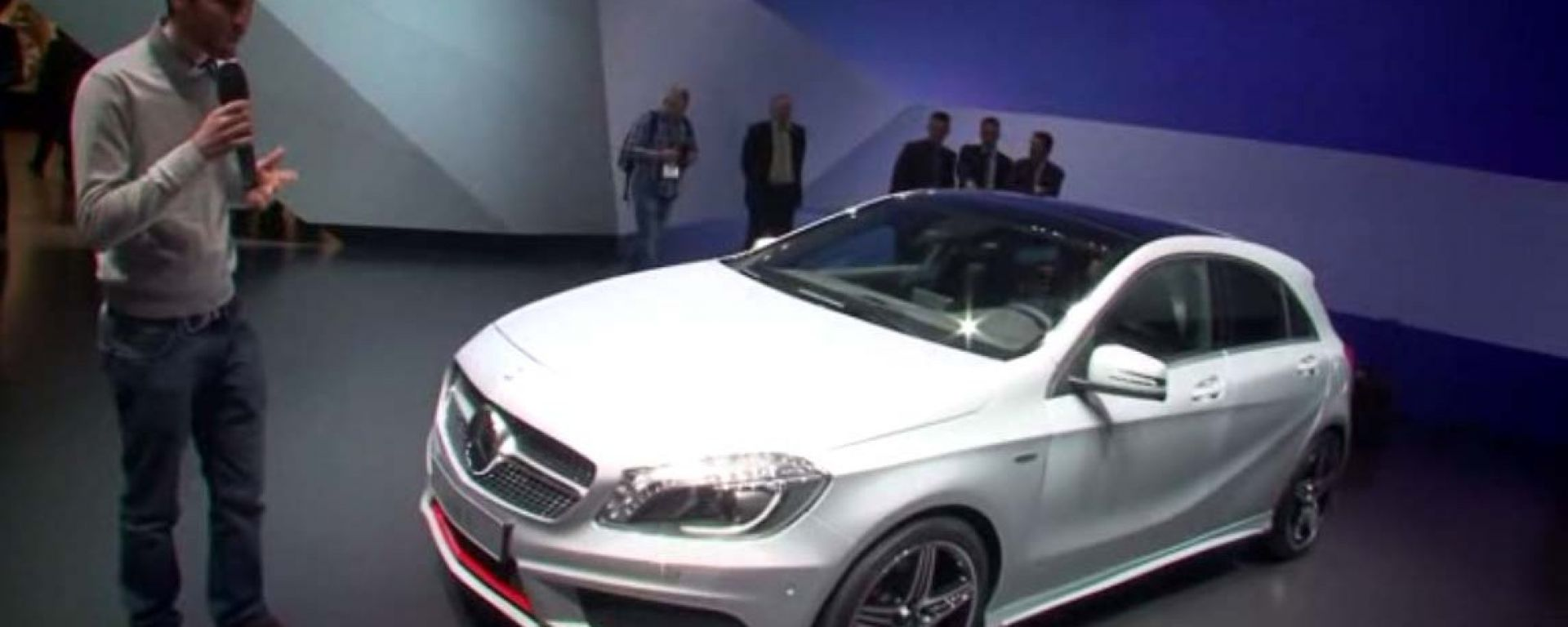 Salone di Ginevra 2012: Mercedes