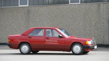 Mercedes 190 E Elektro (1990)