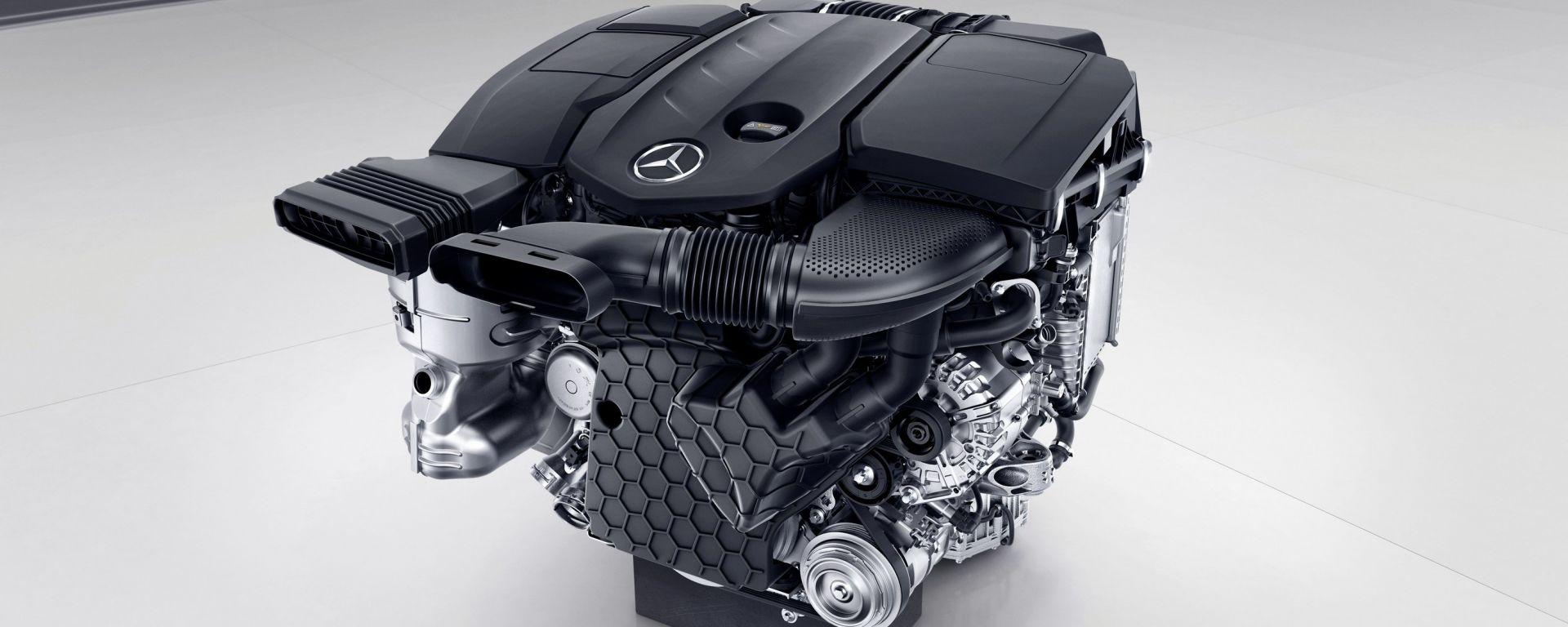 Mercedes: arriva un nuovo turbodiesel 2.0