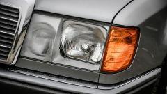 Mercedes 200 E: il fanale