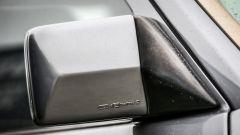 Mercedes 200 E: lo specchietto retrovisore